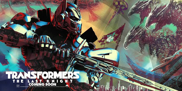 Transformers: The Last Knight: Movie Review