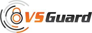 Criação de Logomarca para Segurança Eletrônica - VC GUARD