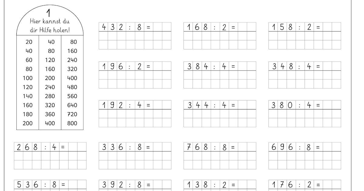 lernst252bchen halbschriftlich dividieren 2
