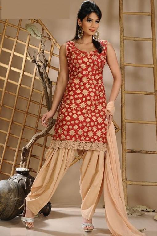 Punjab Trip: New Punjabi Suits Design