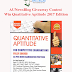 AUNewsBlog.Net Giveaway Contest Win Quantitative Aptitude 2017 Edition Book by R.S.Aggarwal