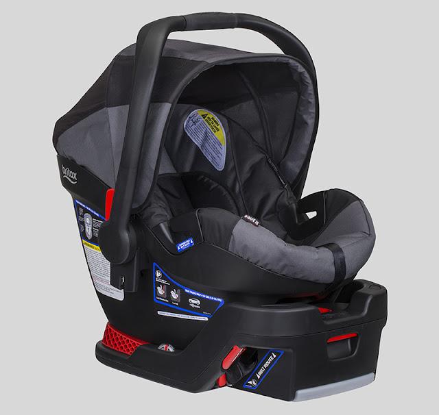 BOB B-Safe 35 car seat