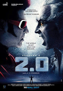 Akshay Kumar, Amy Jackson and Rajnikanth New Upcoming movie 2019 Robot 2.0 latest poster release date star cast, actress name, news