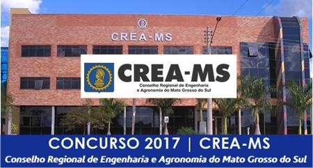 Apostila Concurso CREA-MS 2017 Agente Administrativo