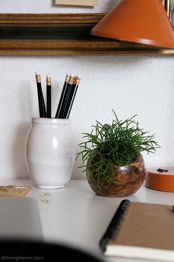 La decoración de mi oficina en casa