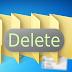 حذف الملفات كبيرة الحجم في ثواني و بسهولة