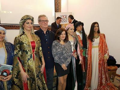 """María José Feria,PRESENTACIÓN DE LA NOVELA """"MI AMOR POR UN REINO EN CÓRDOBA de José Luis Palma"""