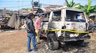 Setelah Poskonya Dibakar, Ketua Pemuda Pancasila Akui Anggotanya Aniaya Anggota TNI