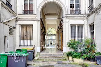 Paris : Passage Lemoine, un étrange raccourci entre la rue Saint-Denis et le boulevard de Sébastopol - IIème