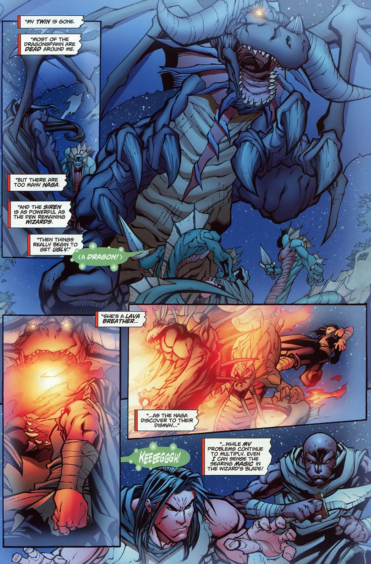 Read online World of Warcraft comic -  Issue #13 - 20