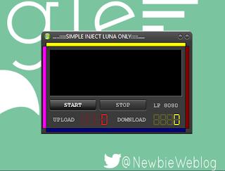 Inject XL Luna Only 100% Work 16 Oktober 2016