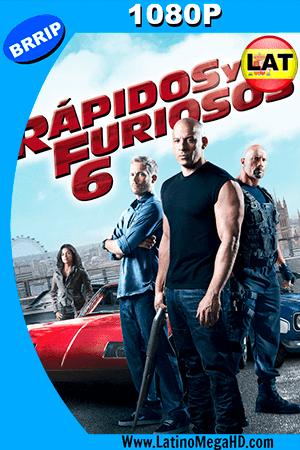 Rápidos y Furiosos 6 (2013) Latino HD 1080P ()