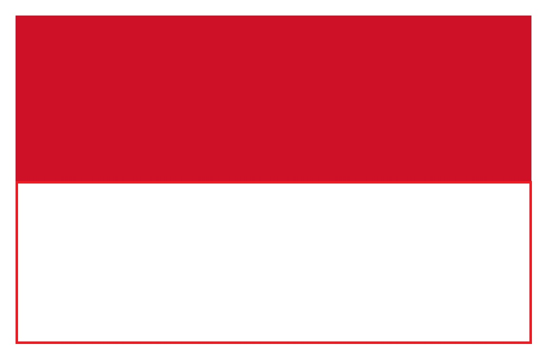 Mewarnai Gambar Sketsa Bendera Negara 8