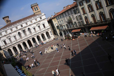 Palazzo Nuovo in Bergamo
