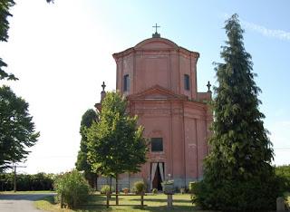 Santuario Madonna della Salute a Solarolo