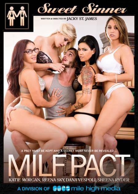 [18+] Sweet Sinner Milf Pact 2017 XXX DVDRip 720p Poster