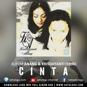 Lagu Anang & Krisdayanti Album Cinta 1996