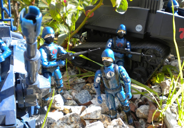 1983 Viper Pilot, Cobra Trooper, ASP, Cobra Hiss Tank, 1984, Rare G.I. Joe Figures