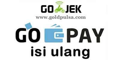 top up saldo gojek
