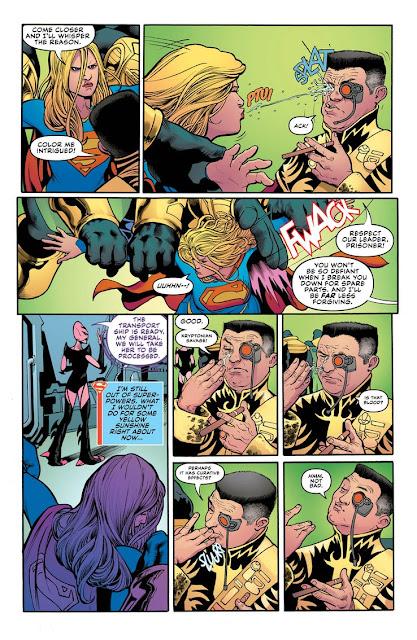 """""""Supergirl"""" núm. 26 de Marc Andreyko. - DC Comics"""