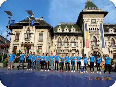 echipa de handbal feminin SCM Craiova