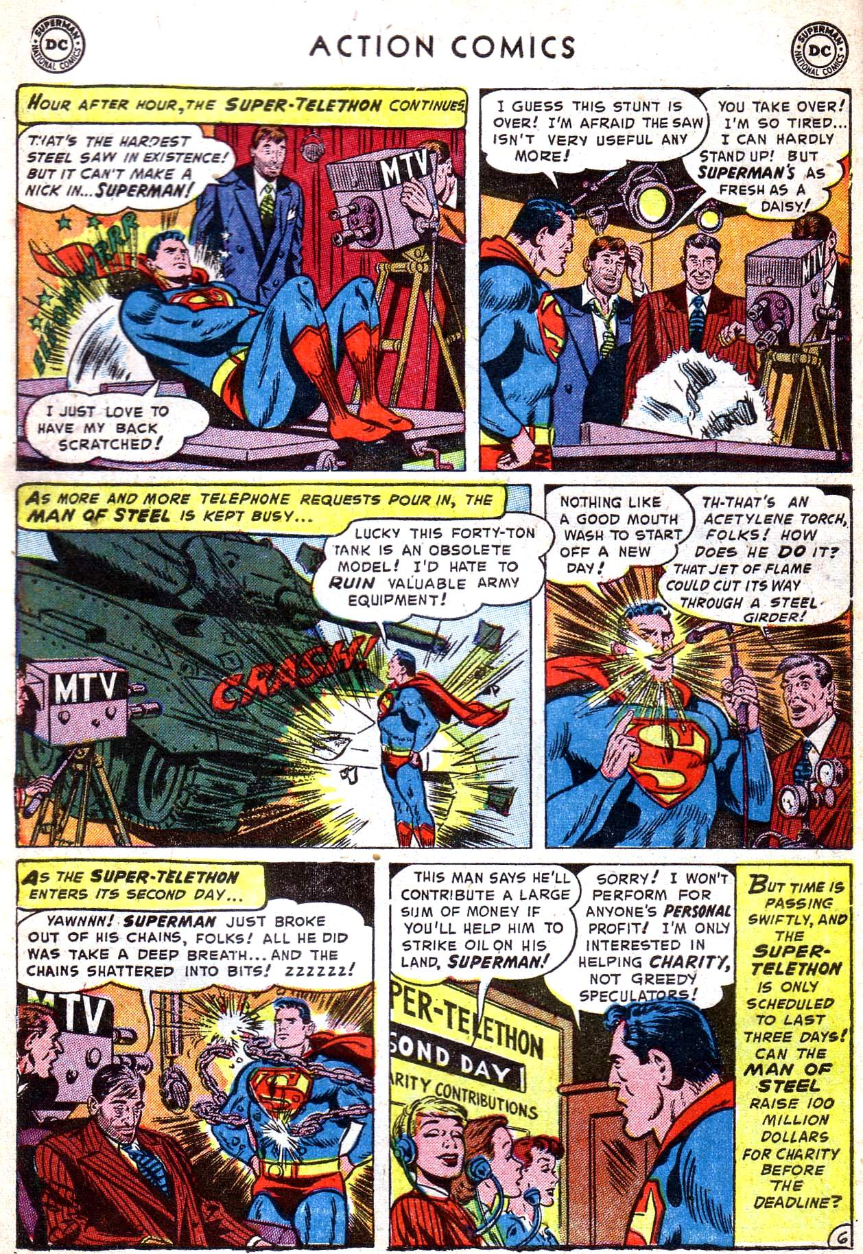 Action Comics (1938) 180 Page 7
