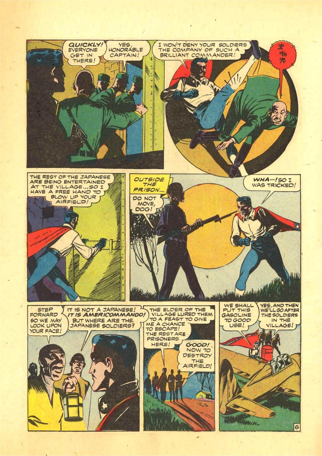 Read online Action Comics (1938) comic -  Issue #70 - 44