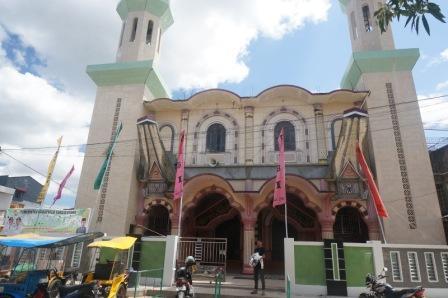 Wisata Religi di Masjid Raya Rantepao Toraja Utara