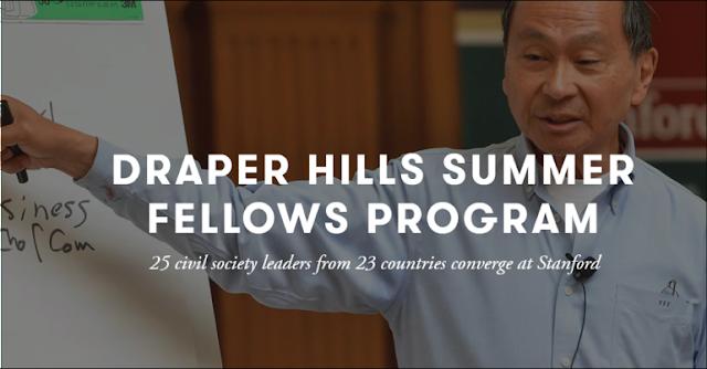 فرصة مدفوعة التكاليف بالكامل للمشاركة ببرنامج تدريبي في جامعة ستانفورد
