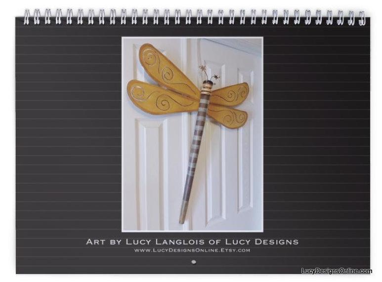 2015 wall calendar art calendar