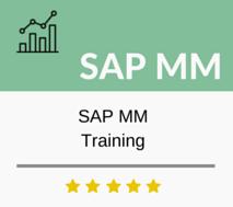 SAP MM Training