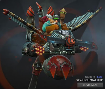 Gyrocopter - Sky-High Warship 2