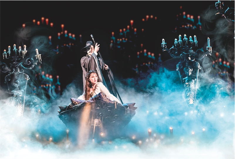 Review: The Phantom of the Opera with Luke McCall (Phantom u/s ...