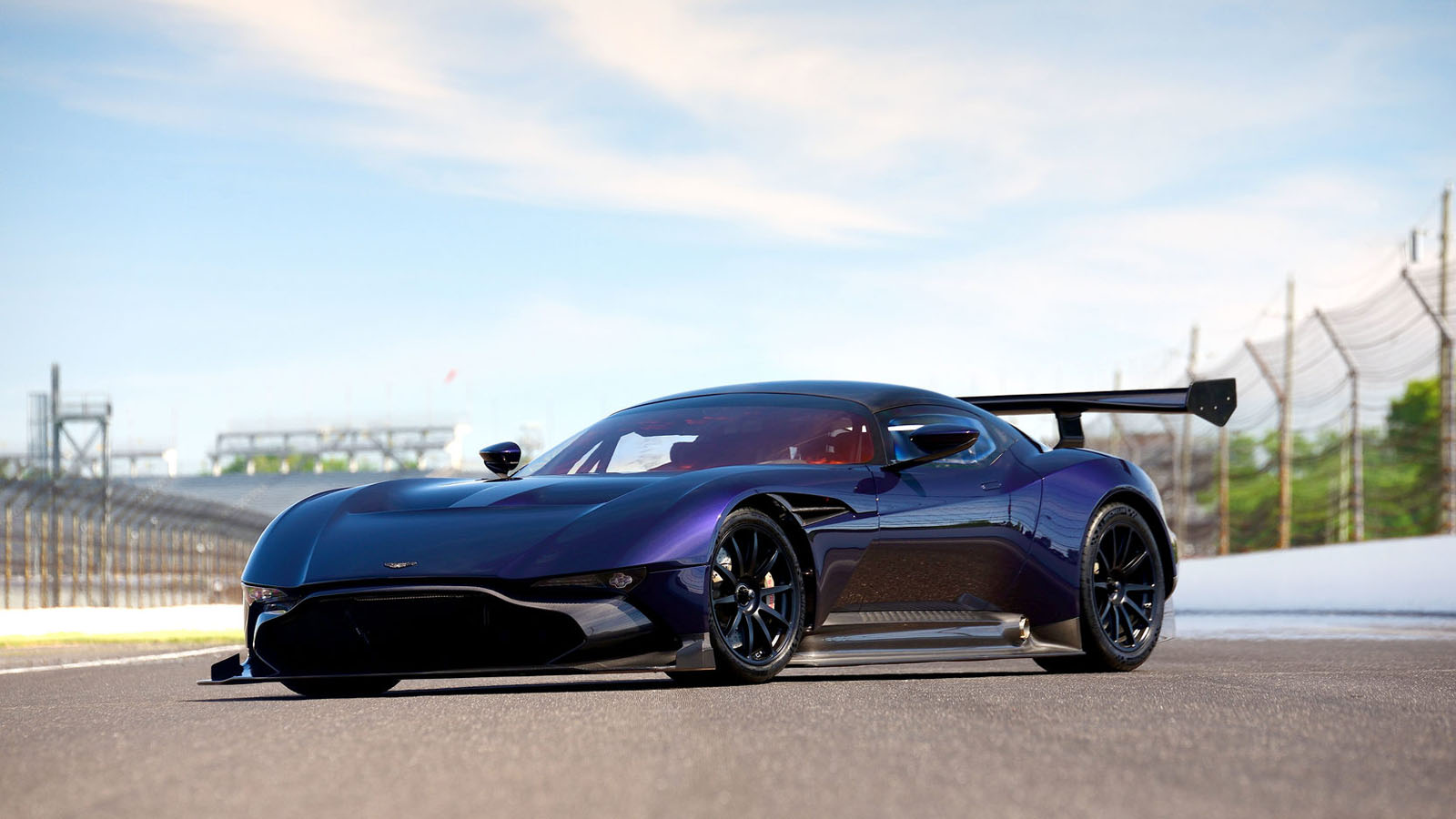 Aston Martin Vulcan Up For Auction In Monterey