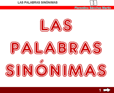 http://www.ceiploreto.es/sugerencias/cplosangeles.juntaextremadura.net/web/curso_3/lengua/sinonimia_3/sinonimia_3.html