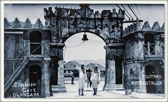 The Spanish Gate in Olongapo City