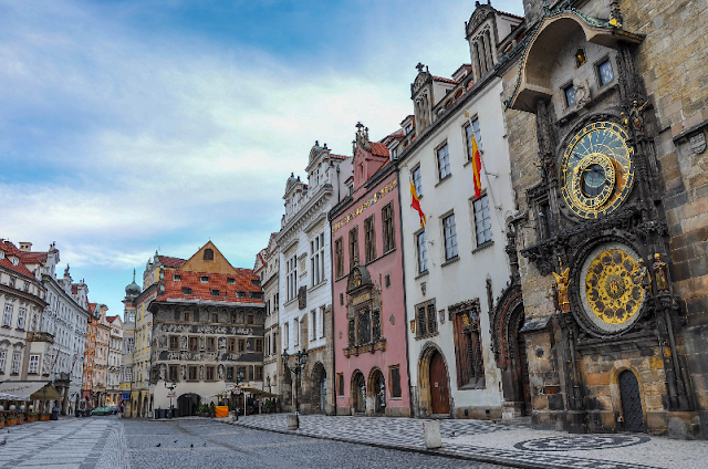 Clima em Praga