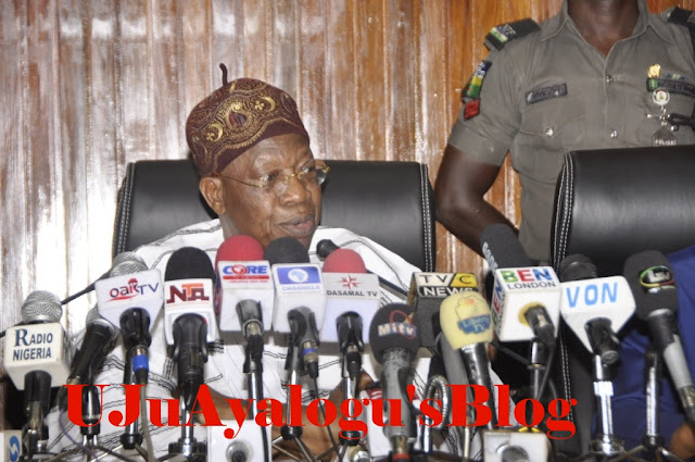 Only Few Nigerians Are Complaining About Buhari's Government – Lai Mohammed