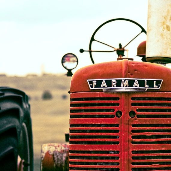 Bee in my bonnet farm girl friday week 17 starters - Farmall tractor wallpaper border ...