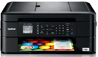 Brother MFC-J480DW Printer Driver Download