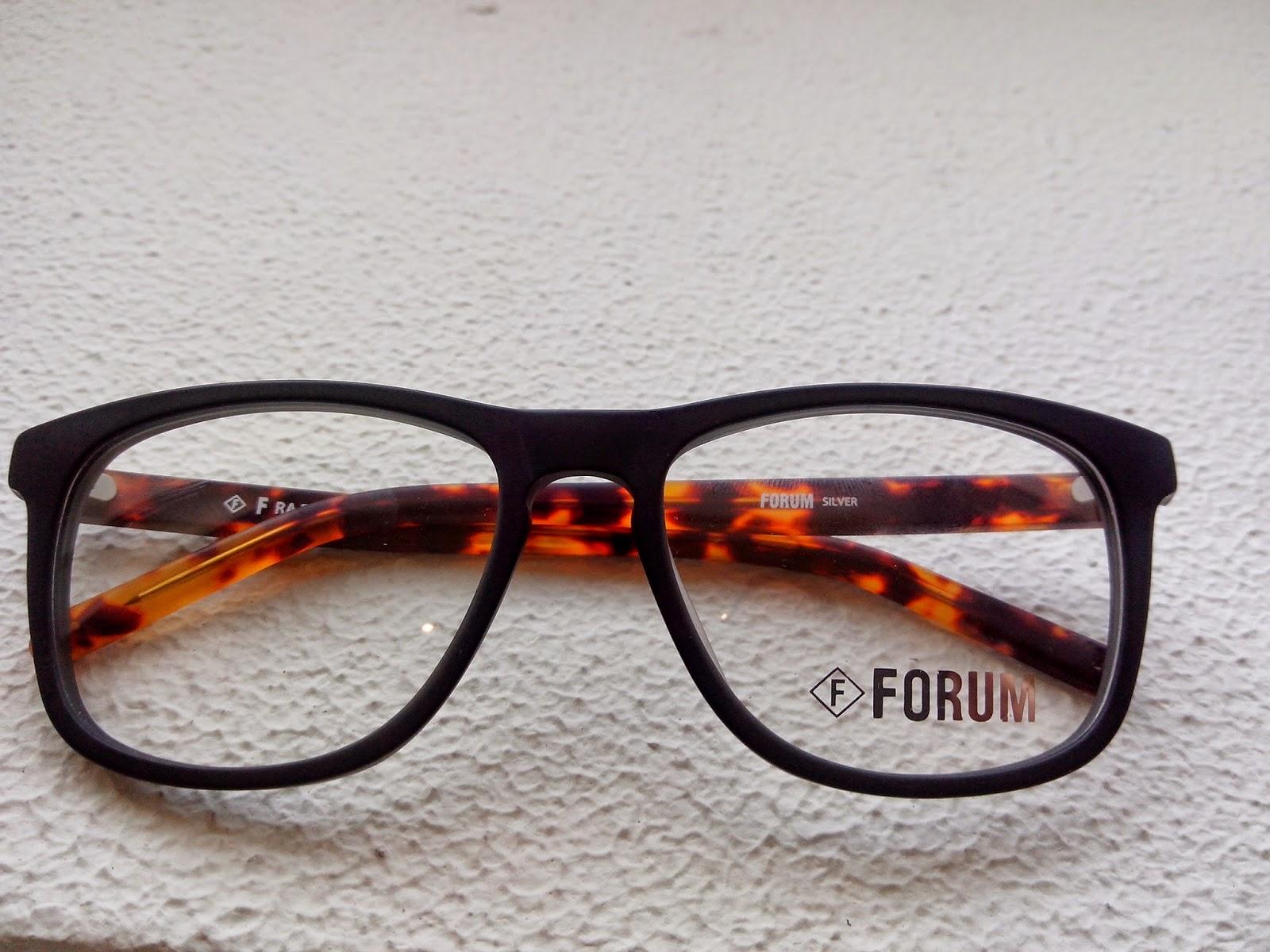 33c828d0cd2e8 A Forum apresenta sua primeira linha de óculos