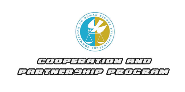 List of Commission on Human Rights Cooperation and Partnership Program