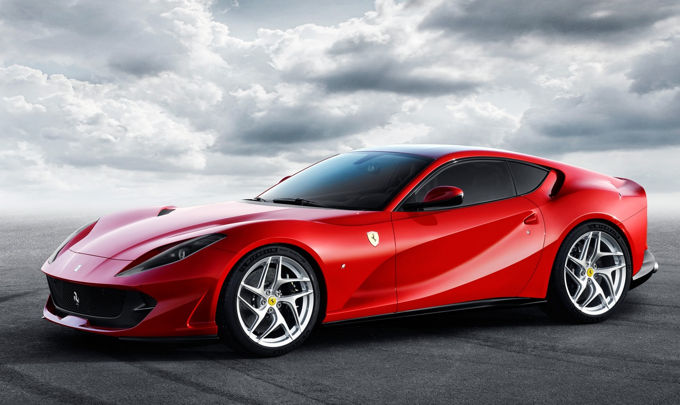 At 790 Horsepower, Ferrariu0027s 812 Superfast Is A Beast