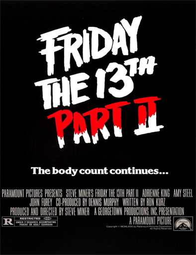 Ver Viernes 13 Parte 2 Friday The 13th Part Ii 1981 Online