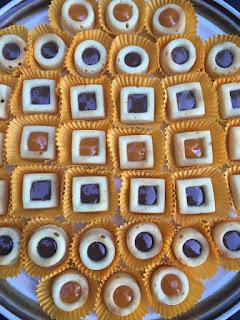 Recette mini gâteau à la confiture et au chocolat