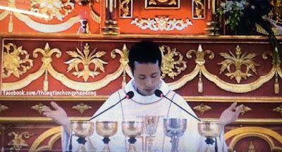 Linh mục Nguyễn Đức Nhân