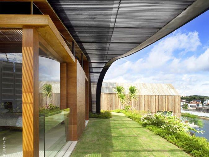 ... F45757298a7e72f9ad7cb6d8d72f8fd3   Meera Par Guz Architectes : Maison  Verte à Singapour