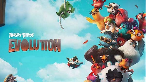Download Angry Birds Evolution Mod Apk V1.23.0 (One Hit Kill)