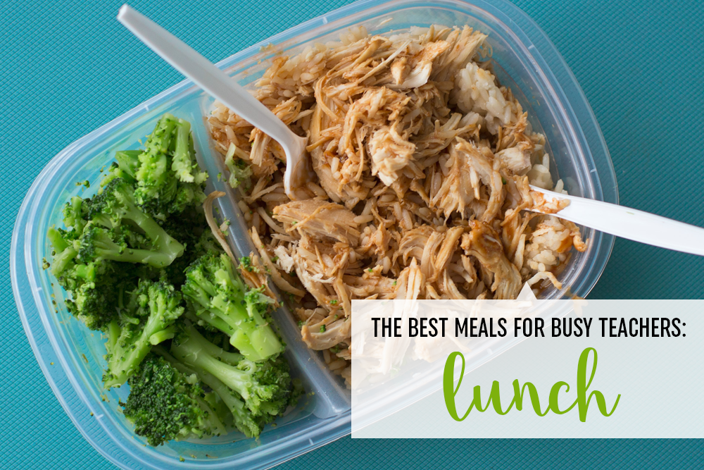 I don't know about you but I can get really bored with lunches, especially when they are simple sandwiches or salads every day. I need variety in my life! With all that in mind, here is a mixture of the best, eye-pleasing lunches I could find for all us busy teachers! Trust me, your fellow teachers are gonna be jealous!