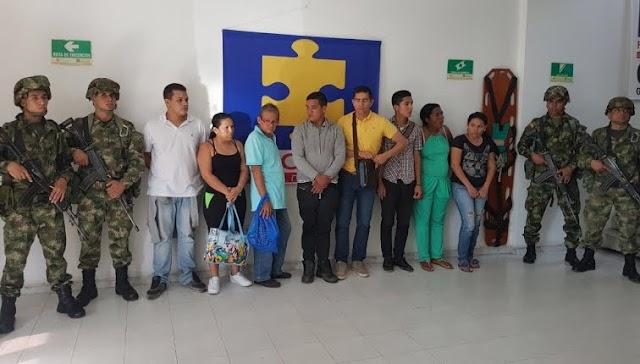 Cae red señalada de engañar a jóvenes que aspiraban estudiar en el Fuerte Militar de Tolemaida